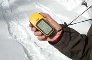 Geocaching im Winter