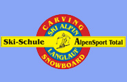 Skischule AlpenSport Total Logo